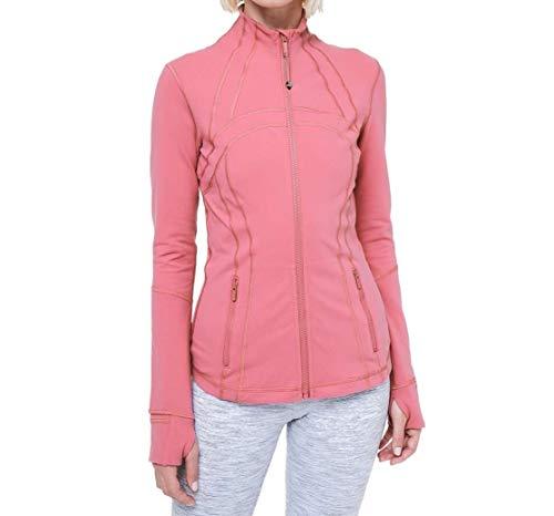 Lululemon Define Jacket (Cherry Tint, 6)