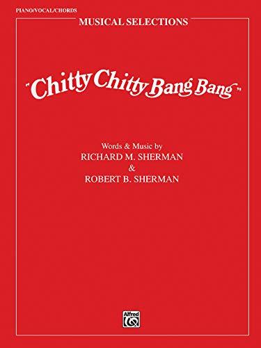 Chitty Chitty Bang Bang (Movie Selections): Piano/Vocal/Chords (PIANO, VOIX, GU)