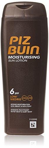 Piz Buin In Sun Moisturising Sun Lotion SPF 6 200 ml latte solare idratante bassa...