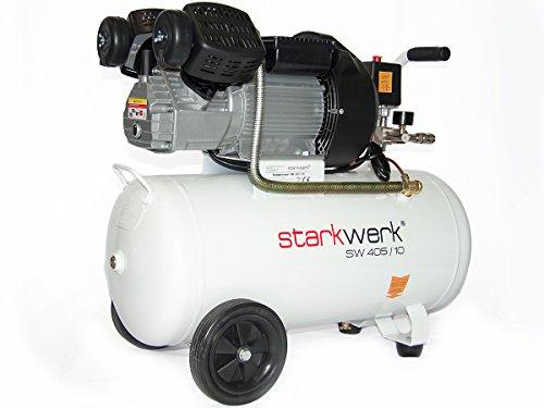 Starkwerk Druckluft Kompressor SW 405/10 - 3