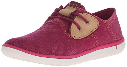 Merrell Women's Duskair Lace-Up Shoe, Beet Red, 5 M US