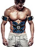 Cinture per massaggi fitness D Abs Workout Stimolatori...