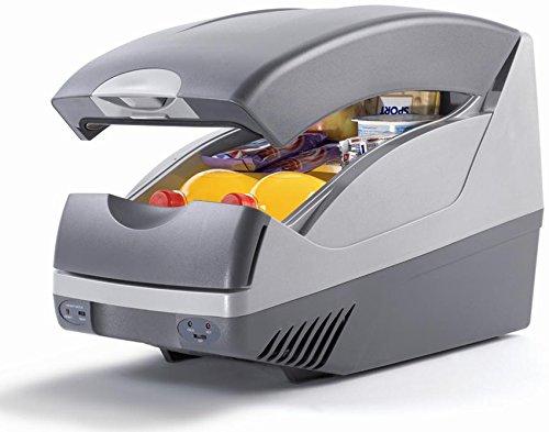 Waeco Bord-Bar TB-15 Wärmebox, Kühlbox für Auto 12 Volt DC mit LED-Anzeige