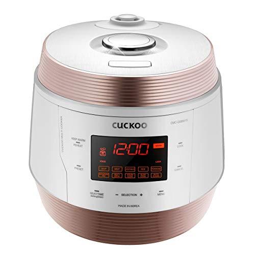 Cuckoo CMC-QSB501S, Q5 Premium