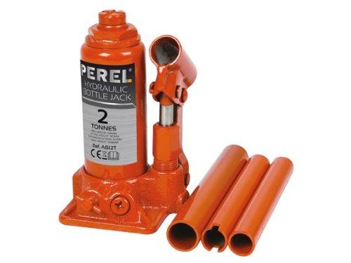 PEREL - ABJ2T hydraulische krik, 2 ton draagkracht 139872