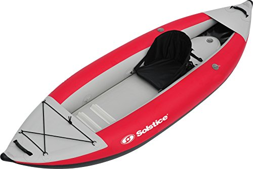 Solstice Flare 1 Person Kayak, Red (one size) (29615)