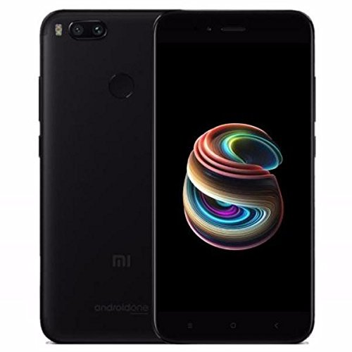 Xiaomi Mi A1 Dual SIM 32GB Negro (Asian Version)