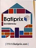 Batiprix bordereau : Pack en 9 volumes