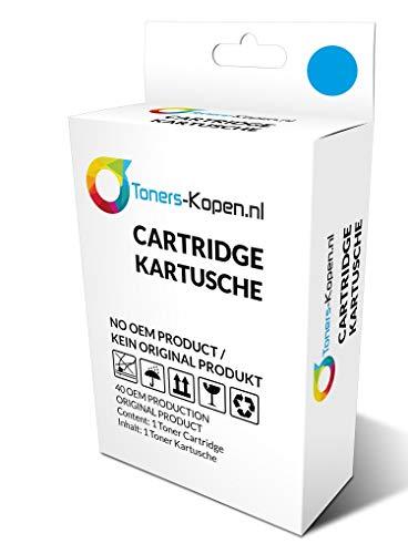 Huismerk inkt cartridge voor Brother LC 121 LC 123 cyaan Toners-kopen_nl