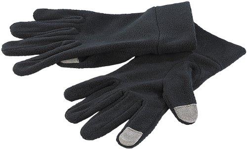 Gants tactiles Pearl - En polaire - Taille : 8,5 (L) - -