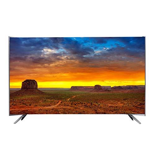 CYYAN Pantalla Curvada de 32/42/55/60 Pulgadas TV Pantalla Ultra Clara 4k TV de 32 Pulgadas Smart WiFi TV