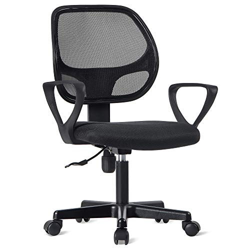 Silla de escritorio silla ergonómica,Silla de computadora de malla para conferencias de oficina, silla de personal, silla de personal, silla de respaldo para el hogar