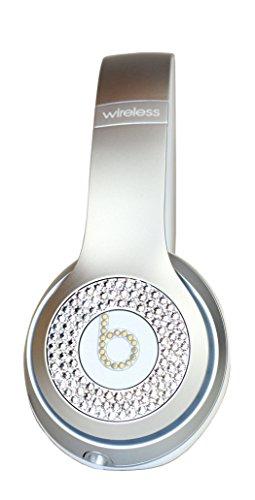 Beats 415420 STUDIO 2.0 Auricolari senza fili, decorati con piccoli cristalli