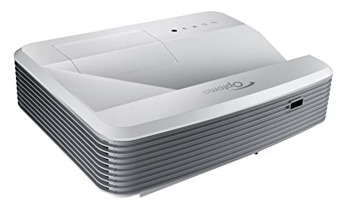 Optoma EH319USTi Ultra korte afstand DLP-projector (Full HD, interactief, 3500 lumen, 18000:1 contrast, 3D)