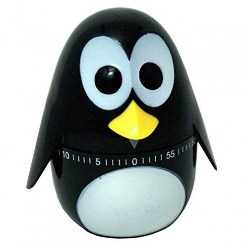 Pinguin Eieruhr - Penguin Küchentimer Kurzzeitwecker Küchenuhr Küchenwecker