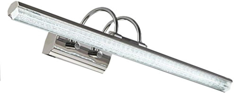 Wasserdicht Anti-Fog Anti-Rost American Style LED Spiegel Frontleuchte Einfache Mode Make-up Lichter Wasserdichte Wandleuchte Spiegelschrank Lichter - 270 & deg; Einstellbarer Winkel (weies Licht) (