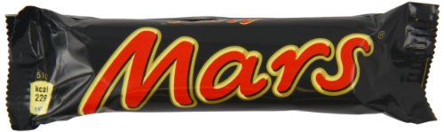 Mars Bar 51 g (Pack of 48)