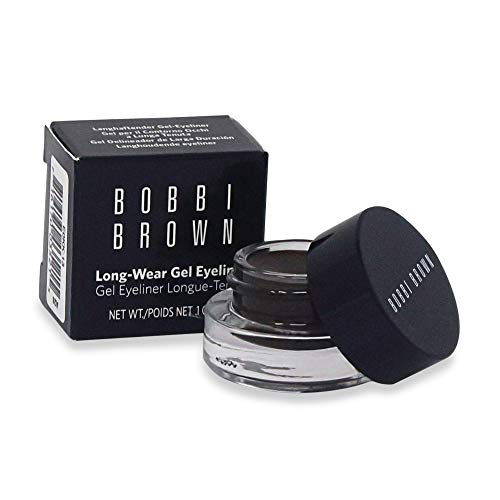 Bobbi Brown Long-Wear Gel Eyeliner, 13 Chocolate Shimmer, 1er Pack (1 x 3 g)