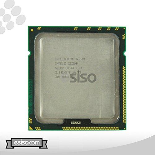 Intel Xeon W35304Core Prozessor 2.80GHz 8MB Smart Cache 4,8GT/s QPI 130W slbkr