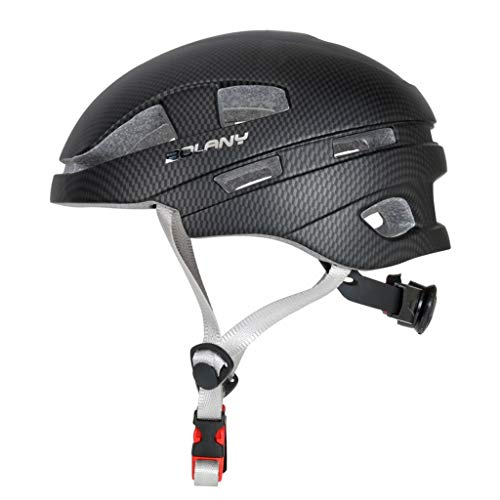 JM- Mountainbike Fahrradhelm integrierter Formhelm Helm Fahrradhelm Straßenreiterhelm (Color : A)