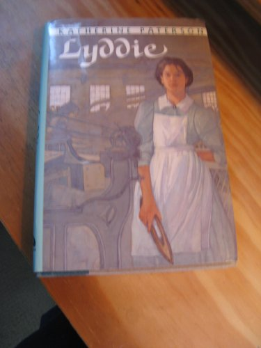 Lyddie by Katherine Patterson (SIGNED Lodestar Books (Dutt0n Books), N.Y., 1991