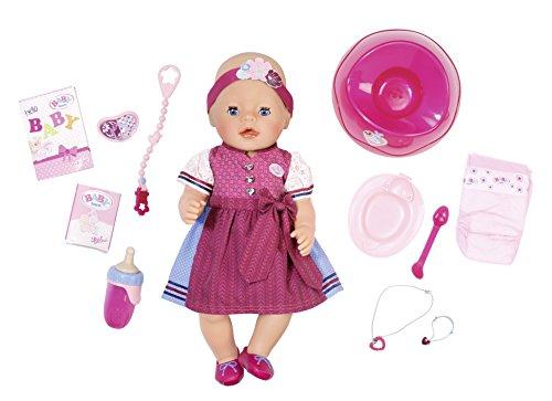 Zapf Creation 824221 Baby Born Puppe, bunt, 43 cm