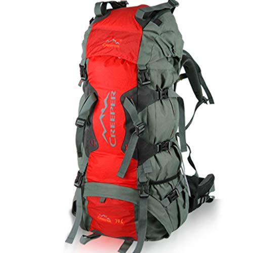 WYJW Outdoor klimrugzak Travel Camping capaciteit 70 liter schoudertas reistas A