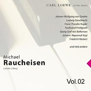 Michael Raucheisen Vol. 2