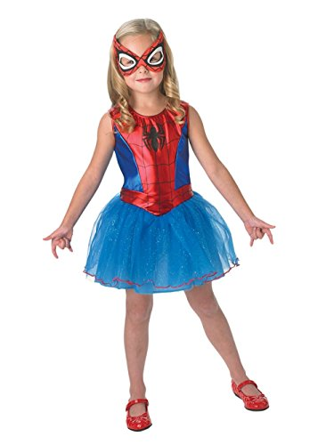 Rubie's Official Marvel Spider-girl, Child Costume - Small