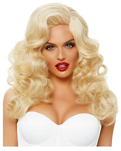 Anna Nicole Pruik Blond