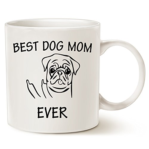 This Might be Wine Funny Pug Dog Mom...