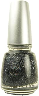 CHINA GLAZE Glitter Nail Lacquer with Nail Hardner - Some Like It Haute (並行輸入品)