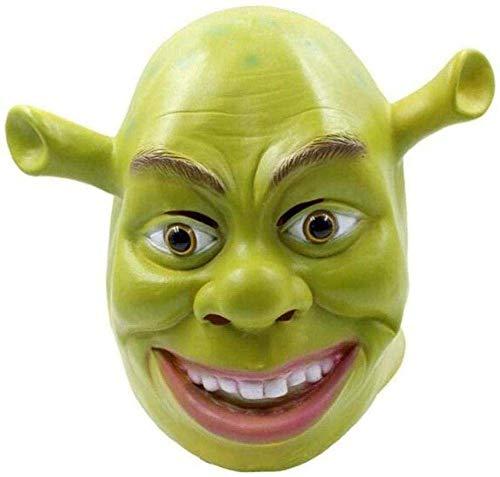 Chunjiao Cosplay Dekoration Shrek Masken Ferien Karneval Interessante Partei Latex Spielzeug Prop Halloween-Masken