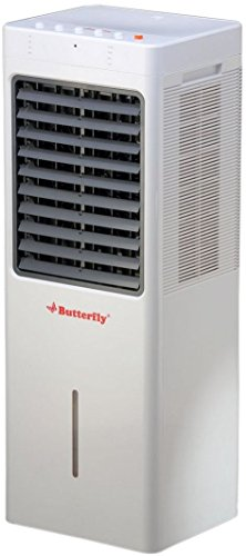 Butterfly Eco Smart 18-Litre Air Cooler (White)