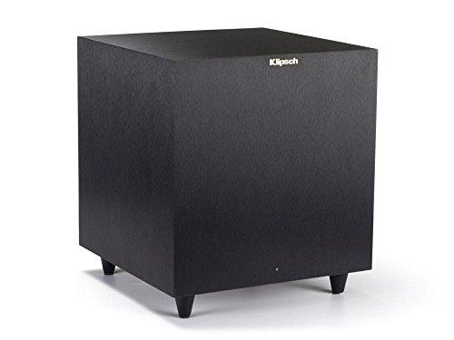 Klipsch R8sw–Lautsprecher, Schwarz