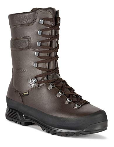 AKU Chaussures Grizzly Wide GTX Gore-Tex, Brown – Size UK 8
