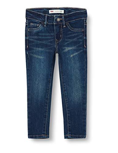 Levi's Kids Lvg 710 Super Skinny Jean Pantalones Atomic para Niñas