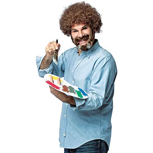Rasta Imposta Bob Ross Kit Costume