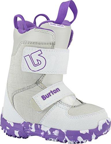 BURTON MINI GROM Boot 2018 white/purple, 25