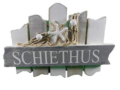 Maritim Schiethus Badezimmer Schild 18 cm Möwe Beach Wohnen Deko GRF 39.0627