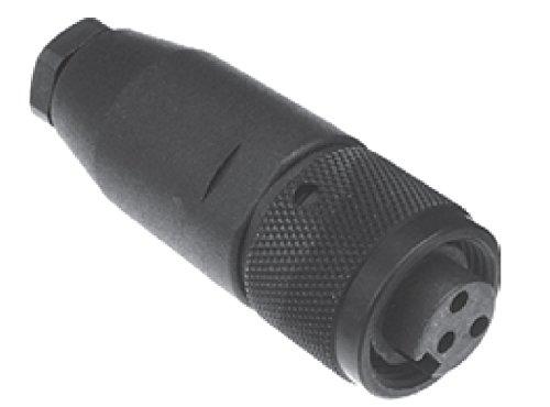 Turck B4141-0/9 U6410 Minifast 4-Pin Field Wireable Female Connector