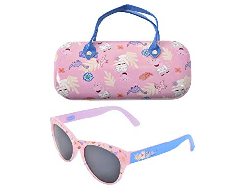 sunglasses set with cases Peppa Pig Kids Sunglasses with Matching Glasses Case and UV Protection