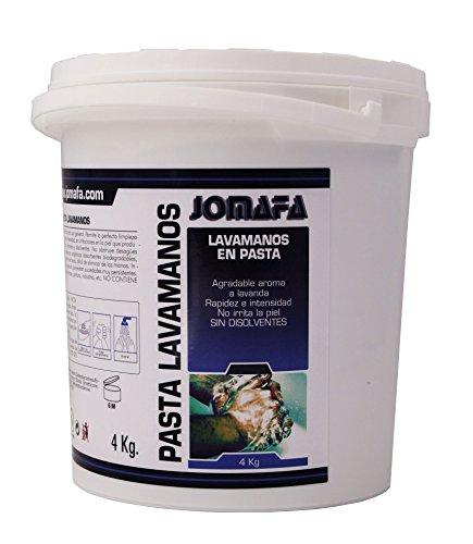 JOMAFA - CUBO 4 KILOS PASTA LAVAMANOS