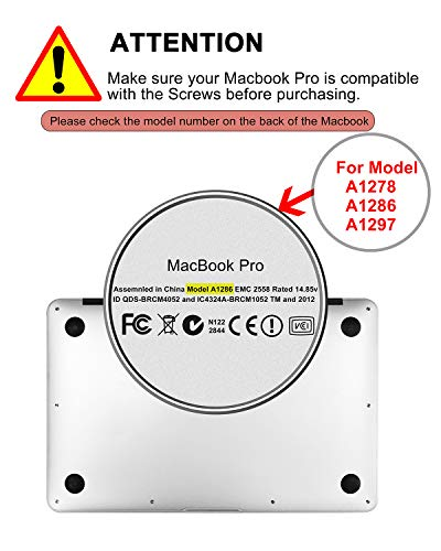 Deal4GO New Internal Left Right Speaker Replacement for MacBook Pro 13.3 A1502 2013 2014 2015 ME864 865 866 609-0517-10-02