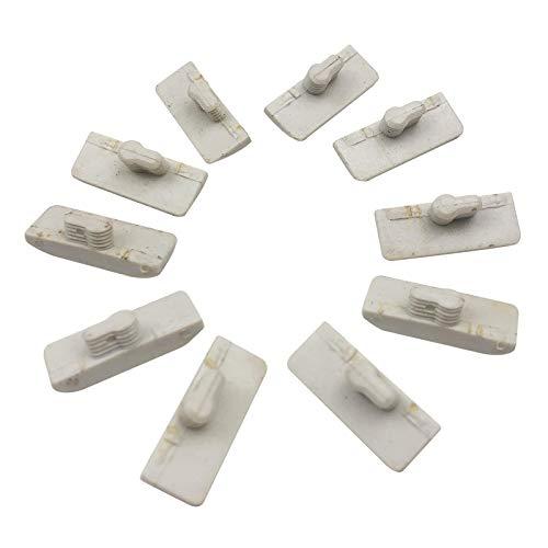 MagiDeal 10 piezas de repuesto de tira de parachoques guía de cadena para Stihl 021 023 025 MS210 MS230 MS250