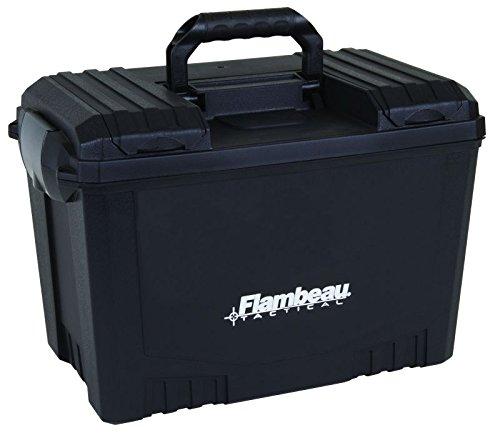 Flambeau Outdoors 6418DT 18' Dry Box - Black