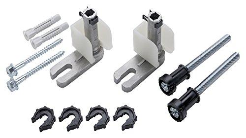 Geberit Bausatz Duofix für Vorwandmontage, 111815001, für Massiv- oder Trockenbauwand, 65179 0