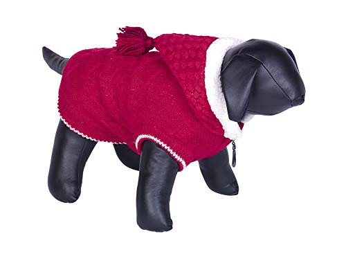 Nobby 65436 Hunde Pullover Hilla rot, 32 cm