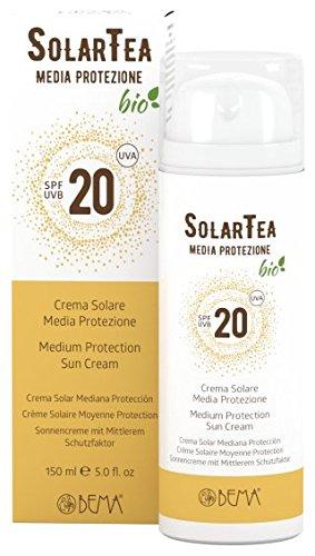 Bema Cosmetici Crema Solar Media Protección Spf20