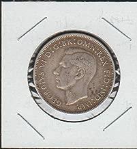1942 AU Classic Head Left Florin Choice Extremely Fine